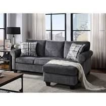 BOX 1 OF 2  Merax Grey l Shaped Couch for Small Space  Retail 951 99