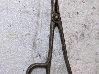10  Vintage Aluminum Forceps