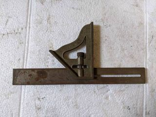 Vintage Stanley  21 Adjustable Mitre Square