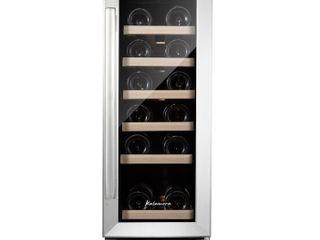 Kalamera Compressor Wine Cooler 18 Bottle KRC 18SZB Retail   469 00