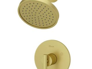 Contempra 1 Handle Shower Only Trim in Brushed Gold
