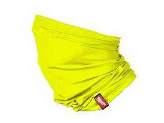 Milwaukee Hi Vis Yellow Multi Functional Neck Gaiter  Hi Vis Yellow