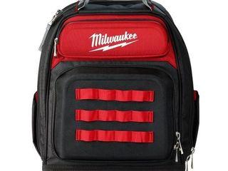 Milwaukee 15 in  Ultimate Jobsite Backpack Retail   74 97