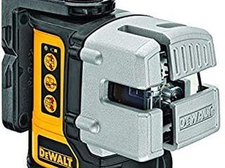 DEWAlT line laser  Self leveling  3 Beam  DW089K  Retail   288 39