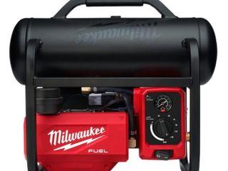 Milwaukee M18 FUEl 2 Gallon Compressor 2840 20 Retail   332 97