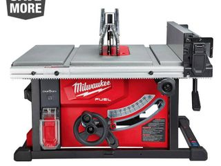 Milwaukee Electric Tools 2736 20 M18 FUEl 8 1 4  TABlE SAW ONE KEY Retail   599 99