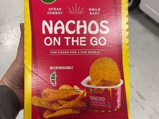 Ricoas Nachos on the go 7 oz