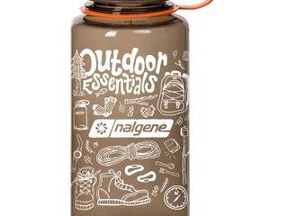 Nalgene Outdoor Essential 32 oz  Wide Mouth Water Bottle