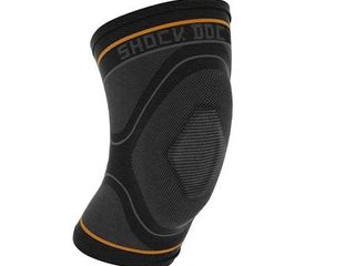 McDavid Compression Knit Knee Sleeve with Gel Support   2065