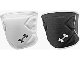 Under Armour Adult Unisex Switch Reversible Volleyball Knee Pad Small Medium Black White White
