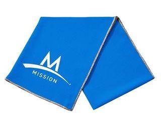 mission enduracool techknit instant cooling towel