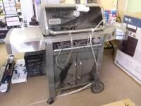 Weber Genesis II Propane Gas Grill Missing Parts