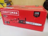 CRAFTSMAN 12 Amps 16 in Corded Electric Chainsaw