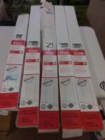 5 Project Source Cordless Window Blinds In Different Sizes