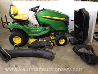 JD Lawnmower, Tools, Collectibles