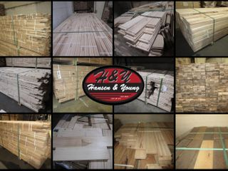 Oak & Maple Hardwood Flooring Auction - Hortonville, WI