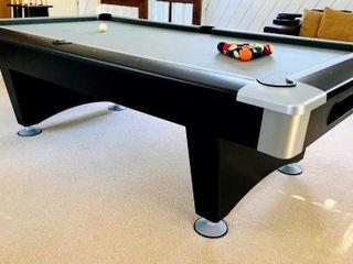 Contemporary Brunswick Pool Table - Westport, CT