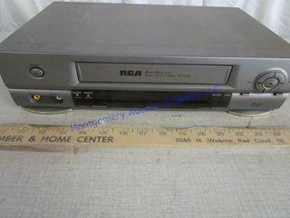 RCA VCR
