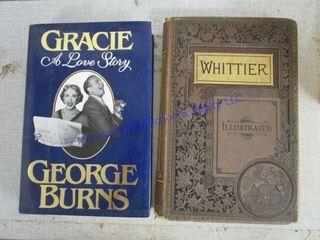 GEORGE BURNS  GRACIE