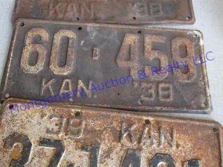 KANSAS PlATES
