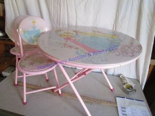 CHIlDS CARD TABlE SET