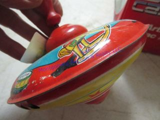 SPINNING TOP TOY