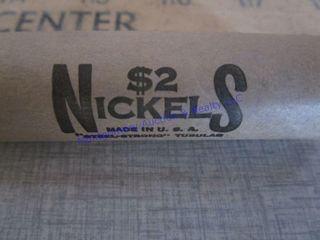 ROll OF NICKElS