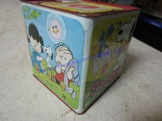 MATTEl JACK IN THE BOX