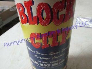 BlOCK CITY BlOCKS