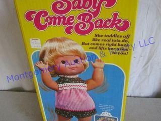 BABY COME BACK DOll