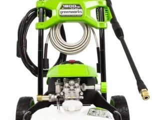 Greenworks 1800PSI Electric Pressure Washer