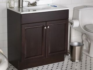 Project Source Java Finish Vanity w  Top