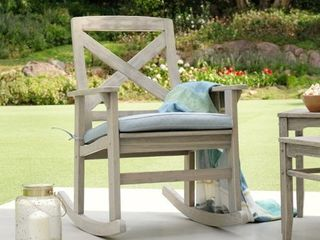 Cambridge Casual West lake Rocking Chair w  Seat Cushion