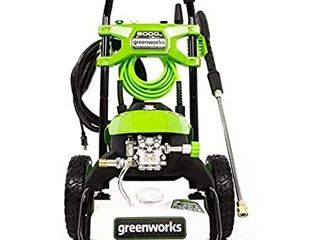 Greenworks 2000PSI 1 2GPM Electric Pressure Washer