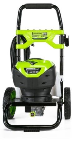 Greenworks Pro 2300PSI 2 3GPM Electric Pressure Washer