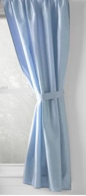Classic Hotel Quality Water Resistant Fabric Curtain Panel