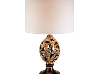 Moselle Polyresin Table lamp