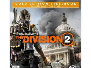 Tom Clancy s  The Division 2   PlayStation 4