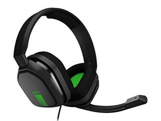 ASTRO Gaming A10 Gaming Headset   Green Black   Xbox Series X   S