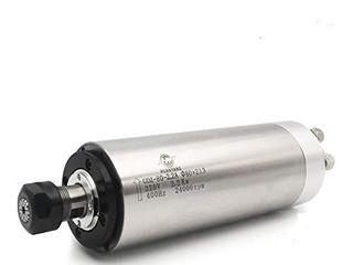 Huanyang Water Cooled CNC Spindle Milling Motor 220V 2 2KW 24000RPM 400hz ER20 Collet for Engraving Machine