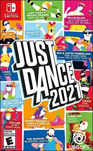 Just Dance 2021   Nintendo Switch Standard Edition