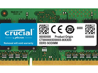 Crucial by Micron 4GB Memory Card