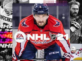 NHl 21 Standard Edition   PlayStation 4  PlayStation 5