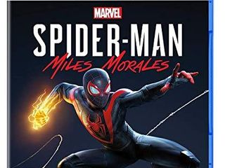 Marvels Spider Man  Miles Morales launch Edition PlayStation 5