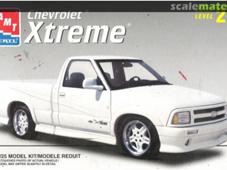 Chevy S 10 Extreme Pickup Truck Kit