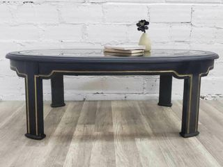Black   Gold Coffee Table