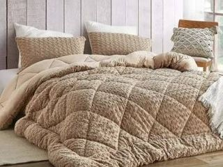 King  Puppy love   Coma Inducer Oversized Comforter  Shams Not Included  Retail 127 19