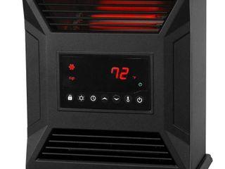 lifesmart 1500W 6 element Front Air Intaker Heater  Retail 114 49