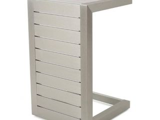 Cape Coral C Shaped End Table by Christopher Knight Home  Retail 107 99