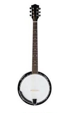 Sapelli Notopleura Wood Alloy 6 string Banjo  Retail 167 49